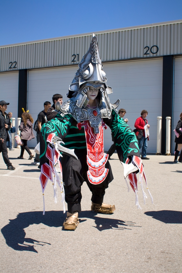 Zant from Zelda: Twilight Princess