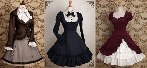 """Classic"" Lolita"