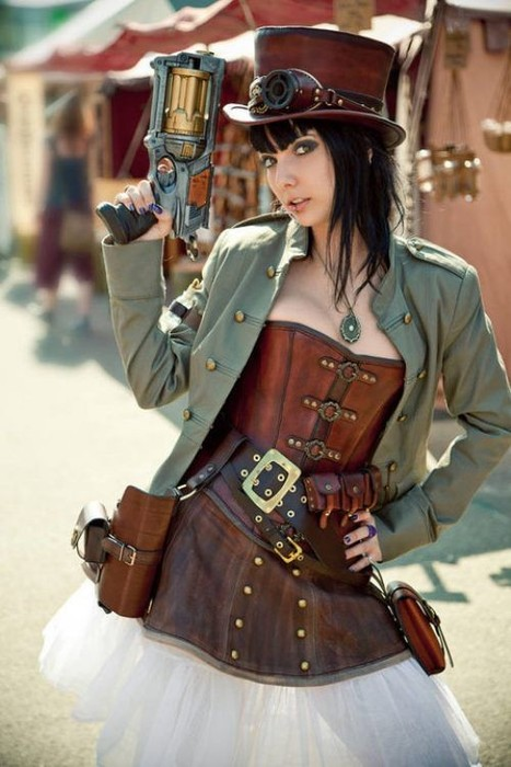 Steampunk again!