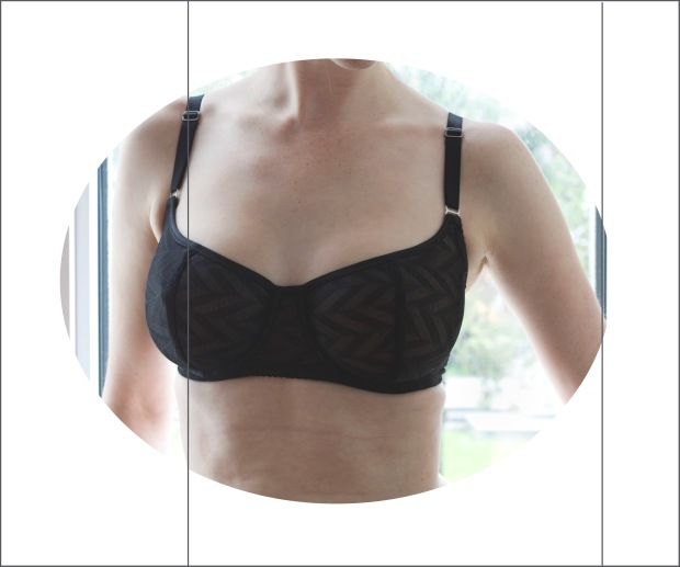Fortnight Vega Demi Bra in Black, 30E